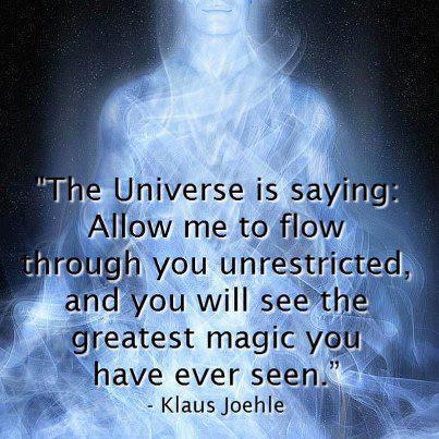 Universe Flow