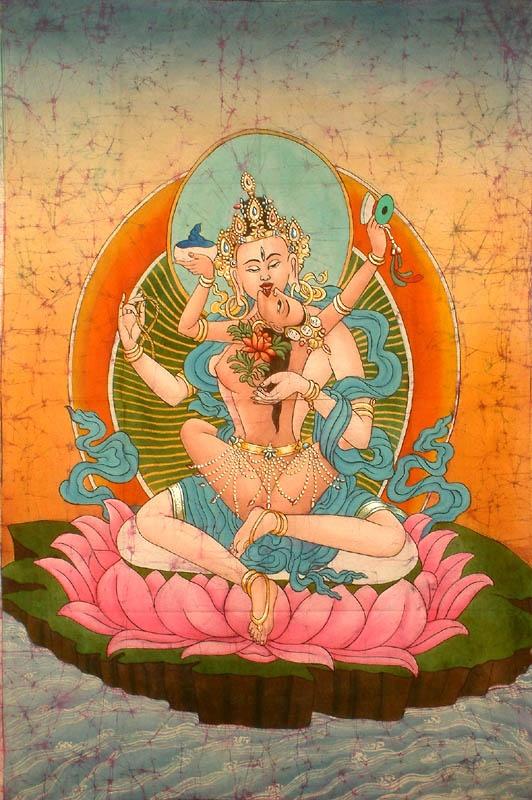 Spiritual sexuality art