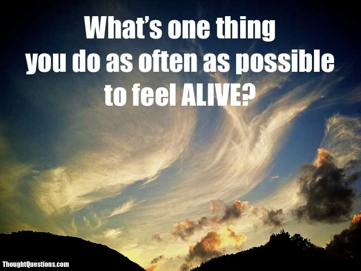 Thought Question of the Week (9/22/14 – 9/26/14) | Creation Meditation