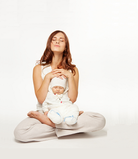 Making Meditation for New Moms Possible | Creation Meditation