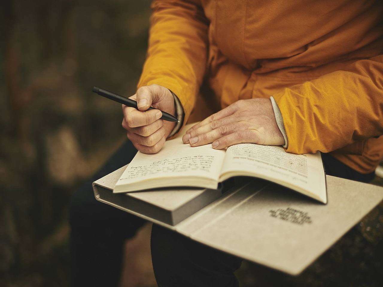 Writing in Depth: Finding the Life Within You